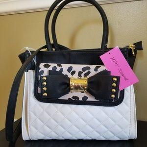 Betsey Johnson Convertible Handbag